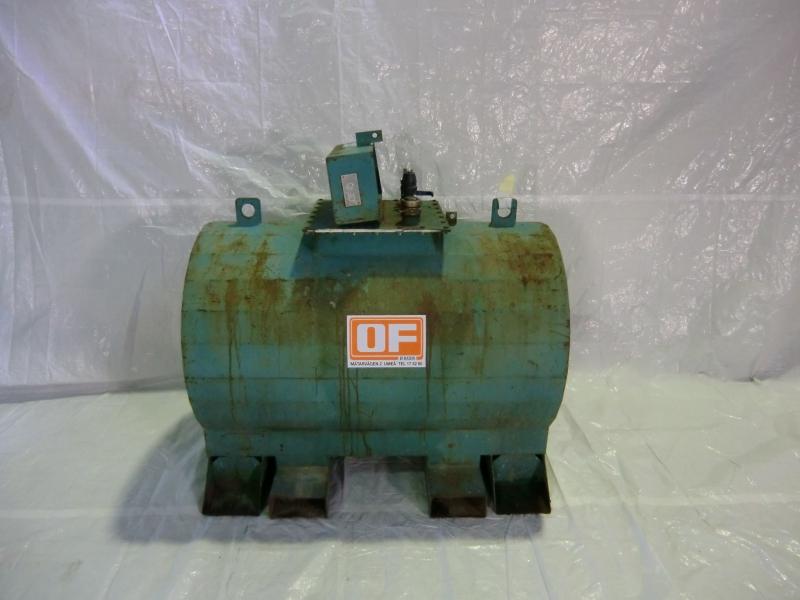 Dieseltank 586 L