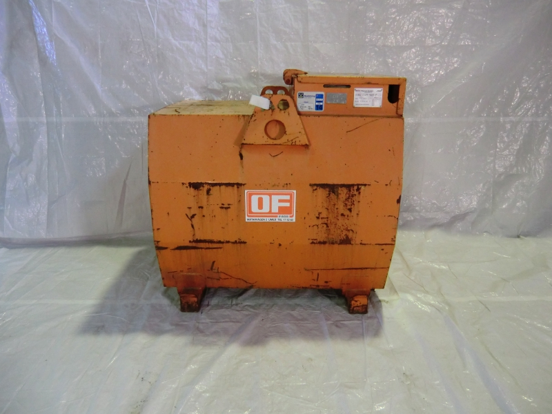 Dieseltank 990 L