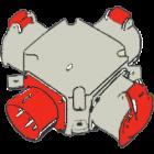 Minidumper Bensin-Gasol